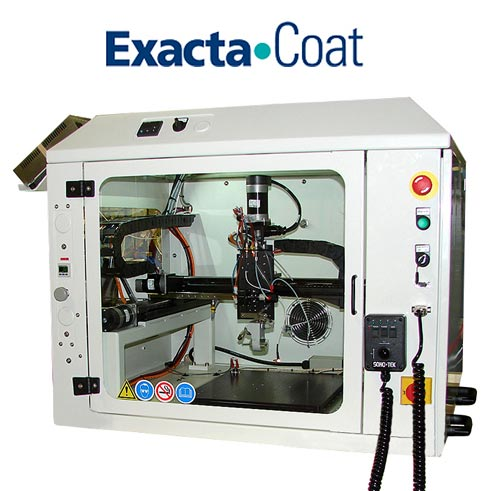 ExactaCoat Ultrasonic Coating System