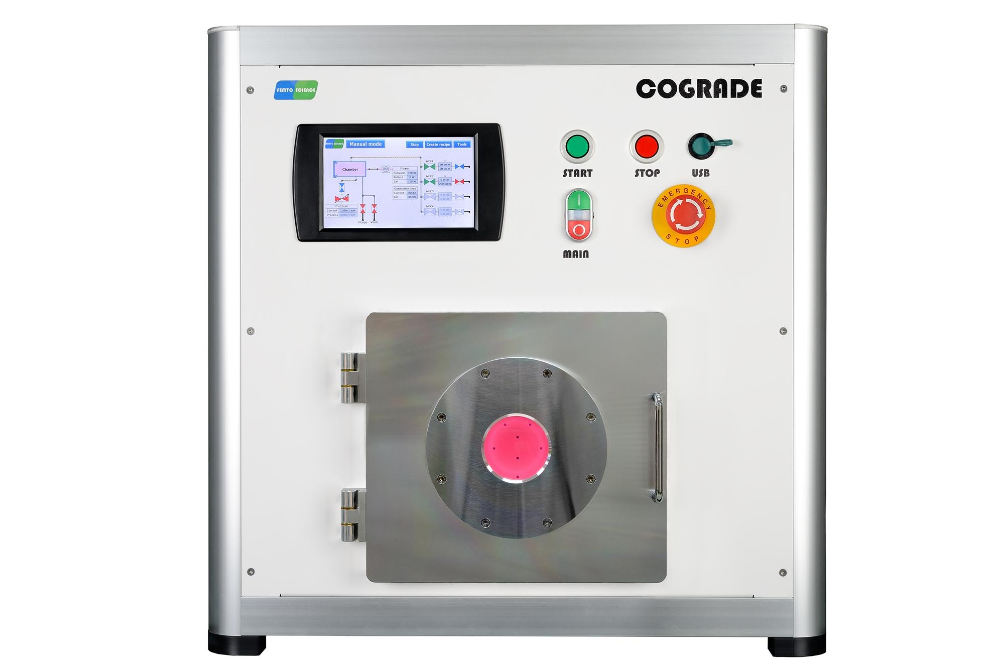 COGRADE Plasma System