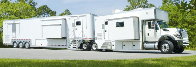 Mobile Container Laboratories