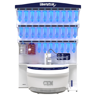 Liberty Blue Automated Microwave Peptide Synthesizer