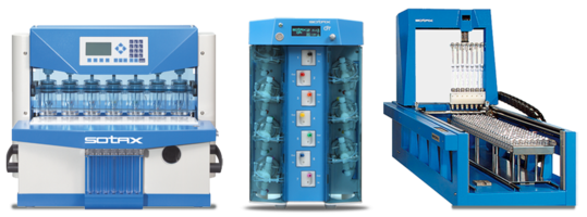 CE 7 Smart Semi-Automated Dissolution System