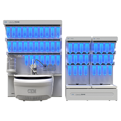 Liberty PRIME™ Automated Microwave Peptide Synthesizer
