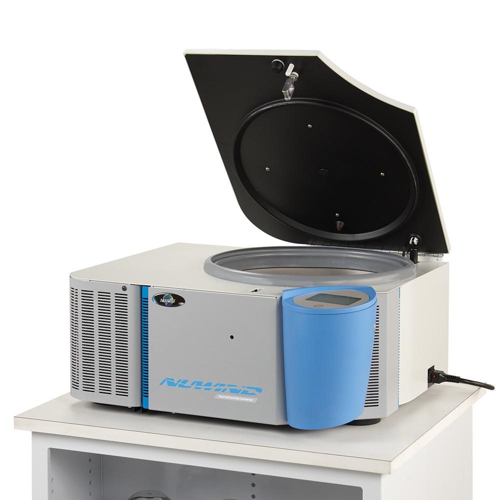 NuWind NU-C200RE General Purpose Bench Top 2 Liter Refrigerated Centrifuge