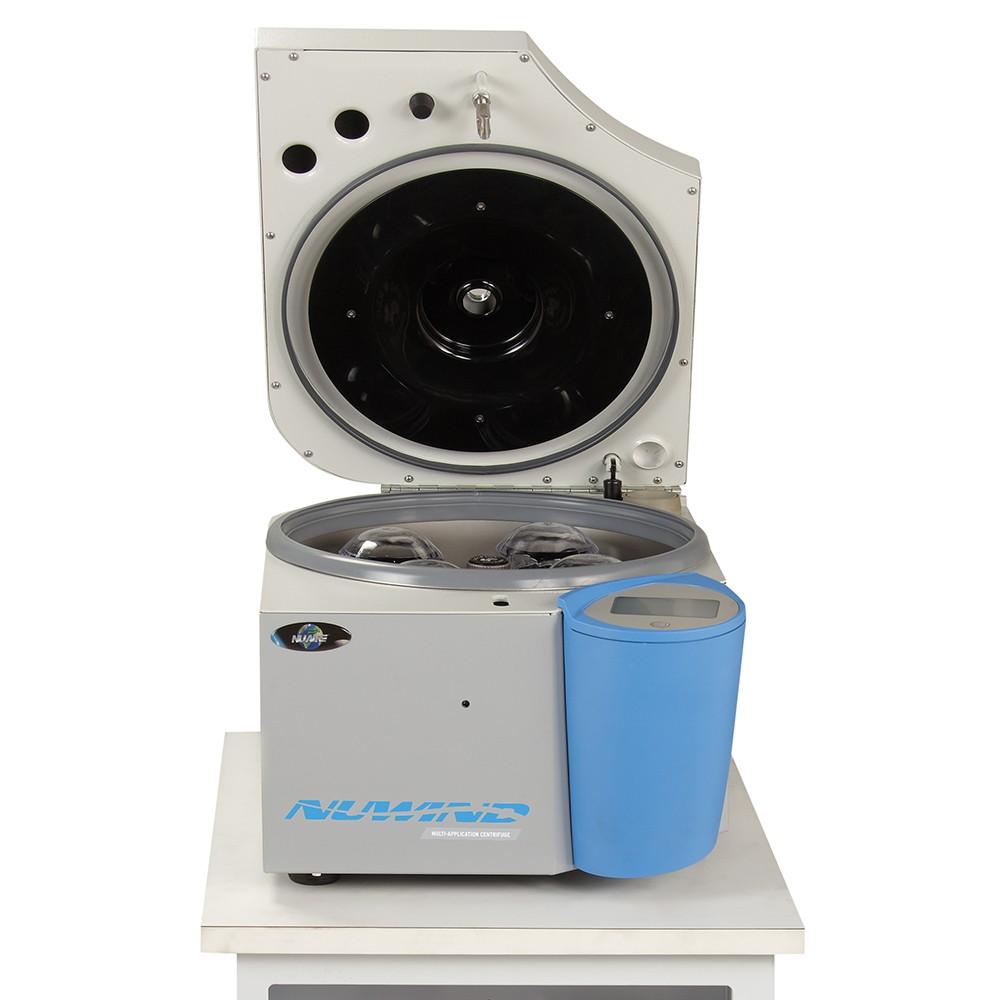 NuWind NU-C200VE General Purpose Bench Top 2 Liter Ventilated Centrifuge