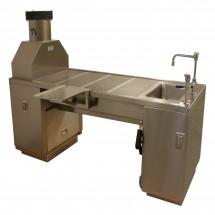 30-72-S AH 2 Downdraft Table