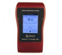 Handheld Sheet Resistance Tester EddyCus TF Portable 1010