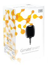 Gmate SMART Blood Glucose Monitoring System