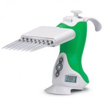 Ovation Electronic Multichannel Pipette
