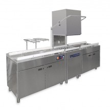 MITO AC 3500 - Large Range and Automated Tunnel Washer