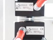 Non-contact Sheet Resistance Sensor EddyCus TF Inline