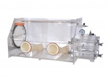 Acrylic Glove Box VGB-2